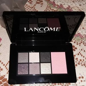 Lancome Color Design Glam Look-Cool Palette-Night